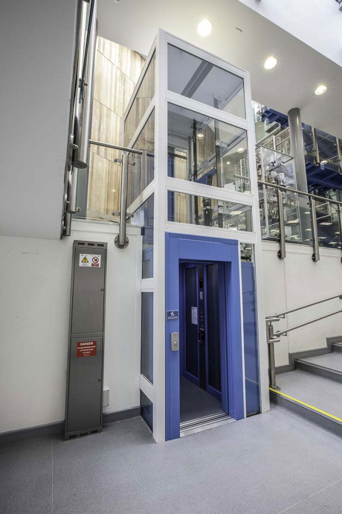 spacesaver platform lift